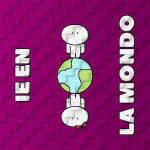 Ie en la mondo - Albumero